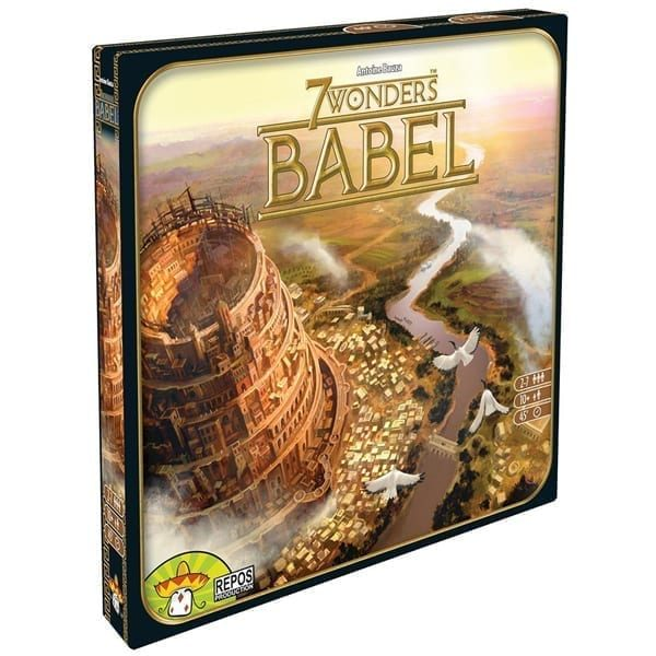 7 Wonders Babel Box