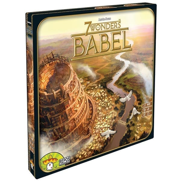 7 Wonders Babel Box