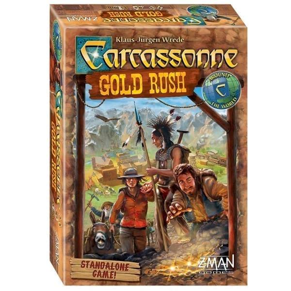 Carcassonne Gold Rush Box