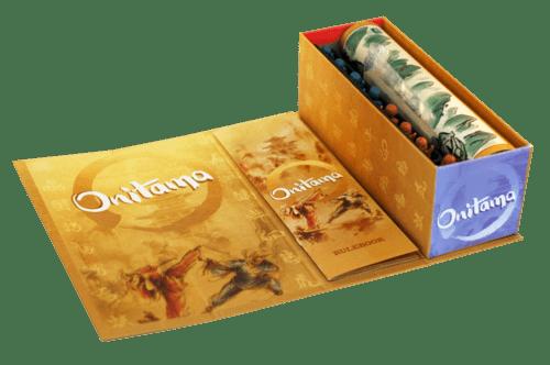 Onitama Contents