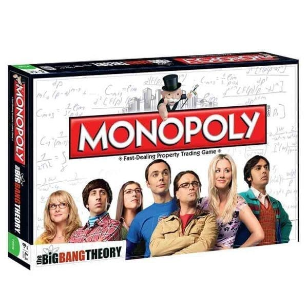 Monopoly Big Bang Theory
