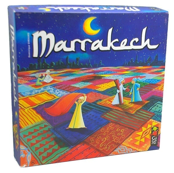 Marrakech Game Box