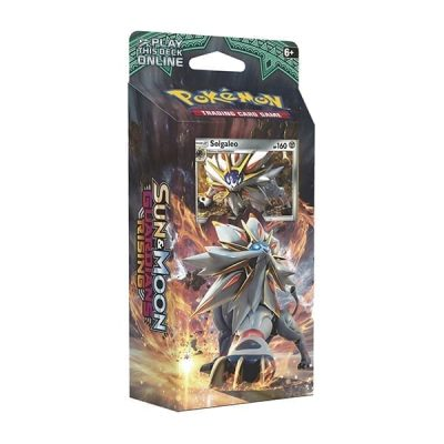 Pokemon Steel Sun Theme Deck