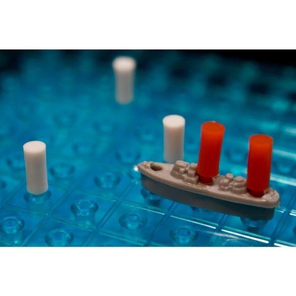 Battleship Detail