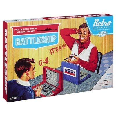Battleship Retro Edition
