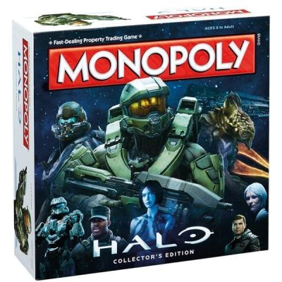 Monopoly Halo Box