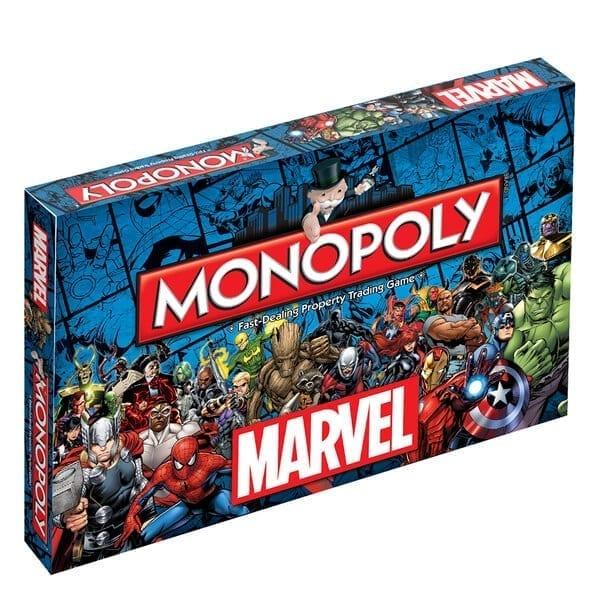 Monopoly Marvel Box