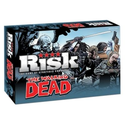 RISK The Walking Dead Box