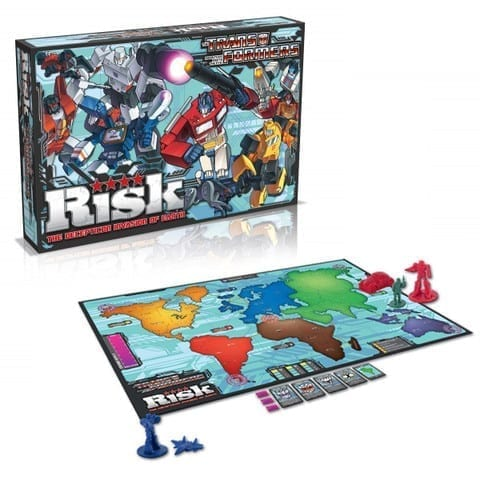 RISK Transformers Detail