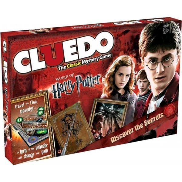 Cluedo Harry Potter Box