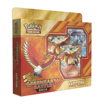 Pokemon Battle Deck Ho-Oh