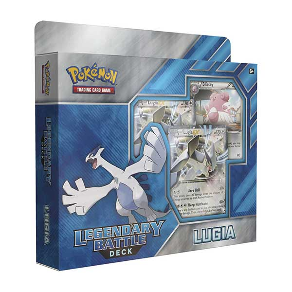 Pokemon Battle Deck Lugia