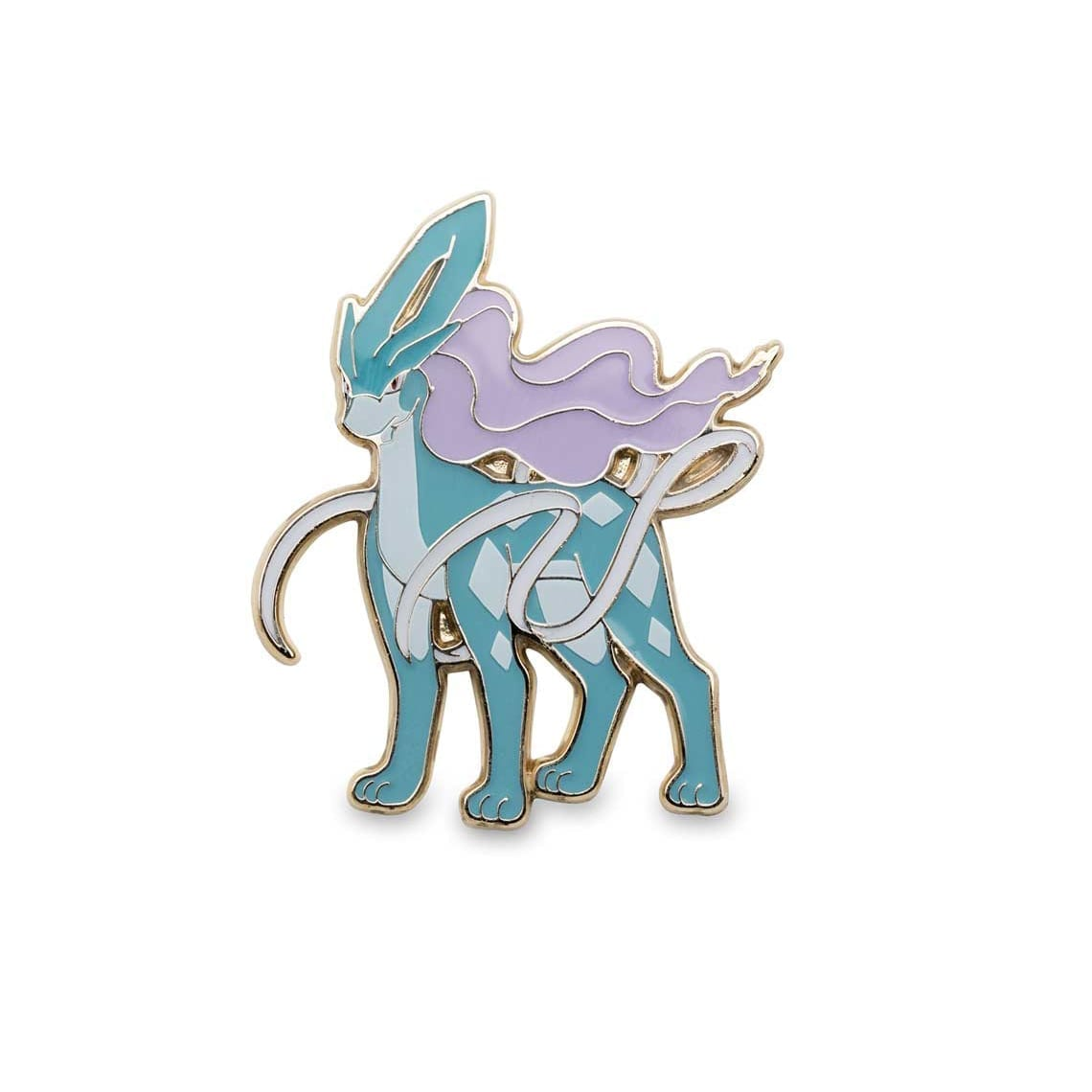Pokemon Suicune Pin