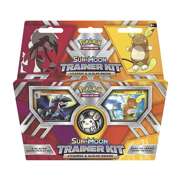 Pokemon Sun and Moon Trainer Kit