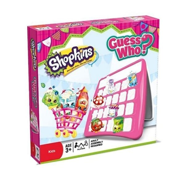 SHOPKINS Guess Who