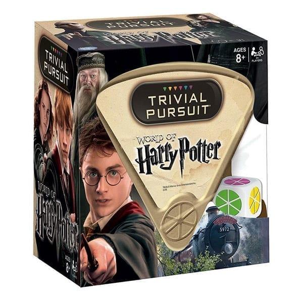 Trivial Pursuit Harry Potter Box