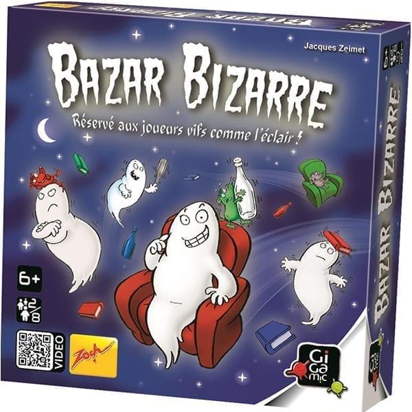 Bazar Bizarre Box