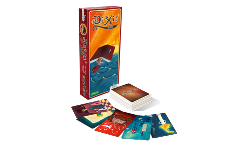 Dixit 2 Quest Contents