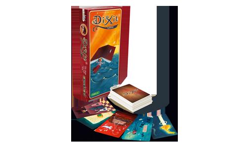Dixit 2 Quest Contents