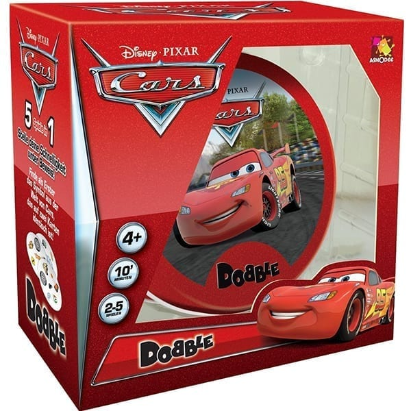 Dobble Cars Box