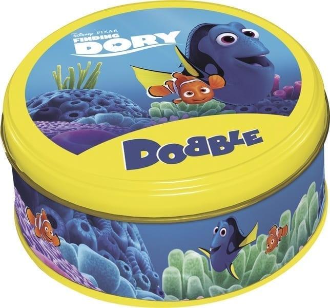 Dobble Finding Dory Tin