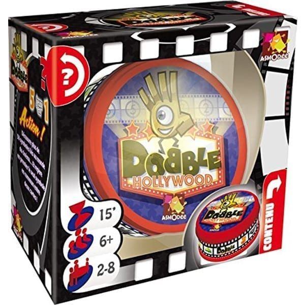 Dobble Hollywood Box
