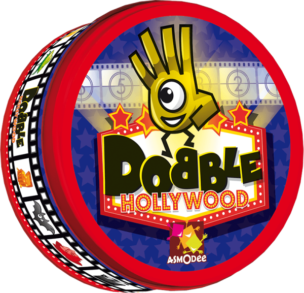 Dobble Hollywood Tin