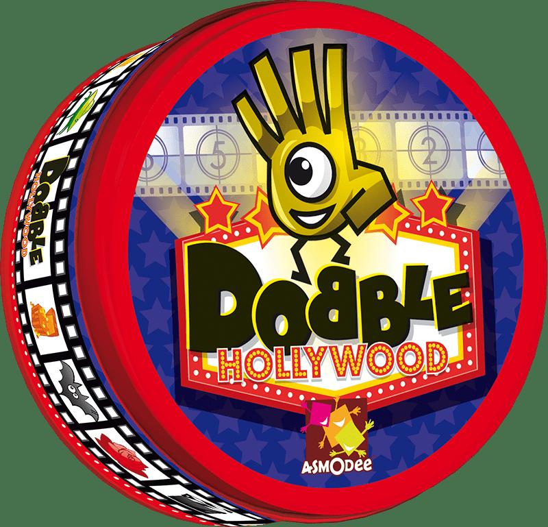 Dobble Hollywood Tin