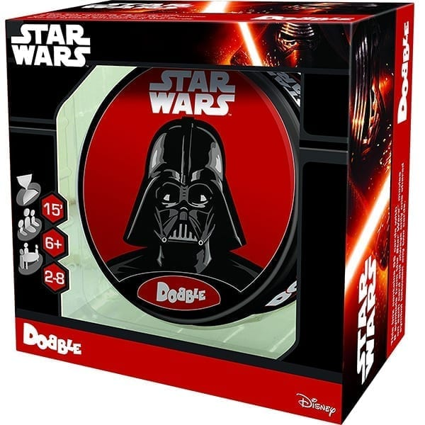 Dobble Star Wars Box
