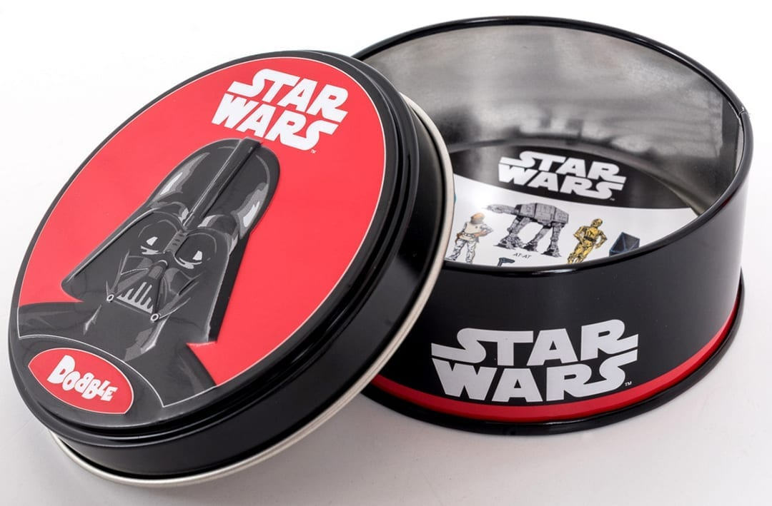 Dobble Star Wars Tin