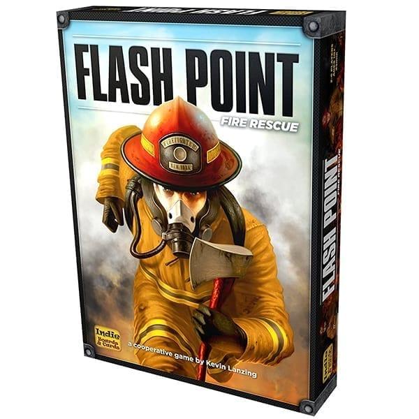 Flash Point Fire Rescue Box