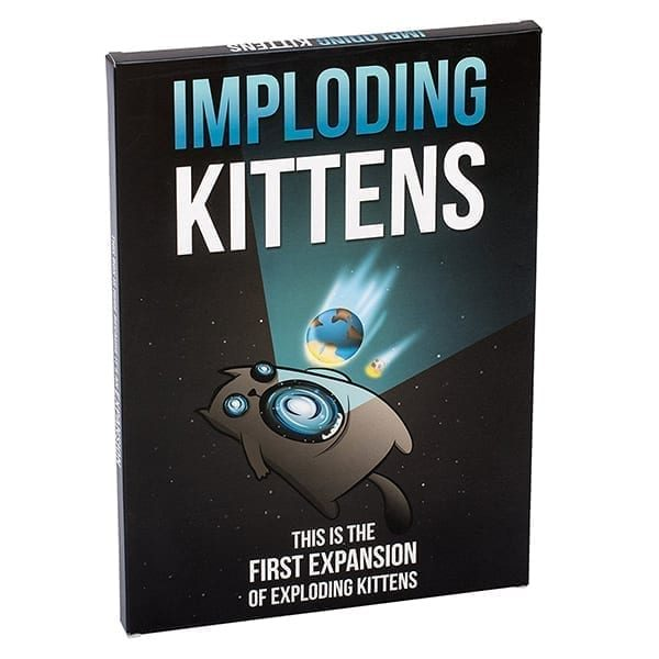 Imploding Kittens Box