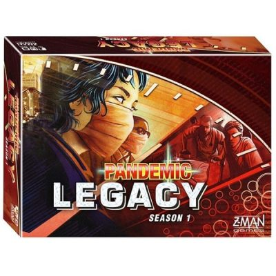 Pandemic Legacy Season One Box