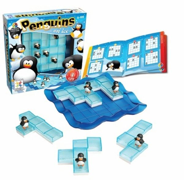 Penguins on Ice Contents