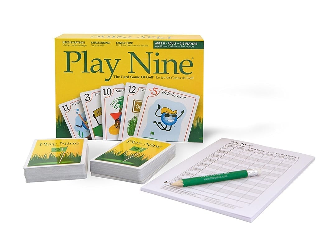 Play Nine Contents