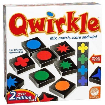 Qwirkle Box
