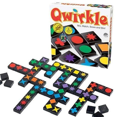 Qwirkle Contents