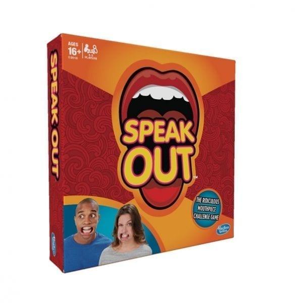 Speak Out Box