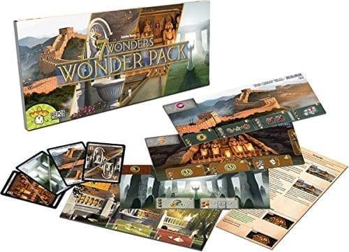7 Wonder Wonder Pack Detail