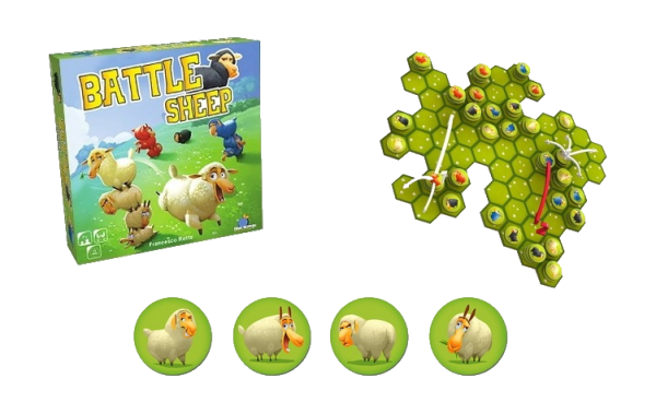 Battle Sheep Contents