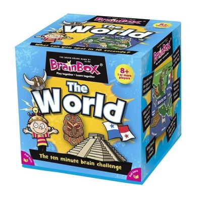 BrainBox The World