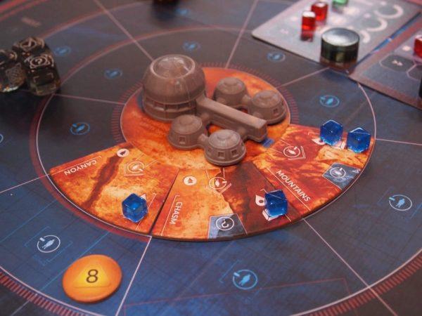 First Martians Details