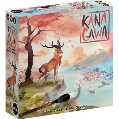 Kanagawa Box