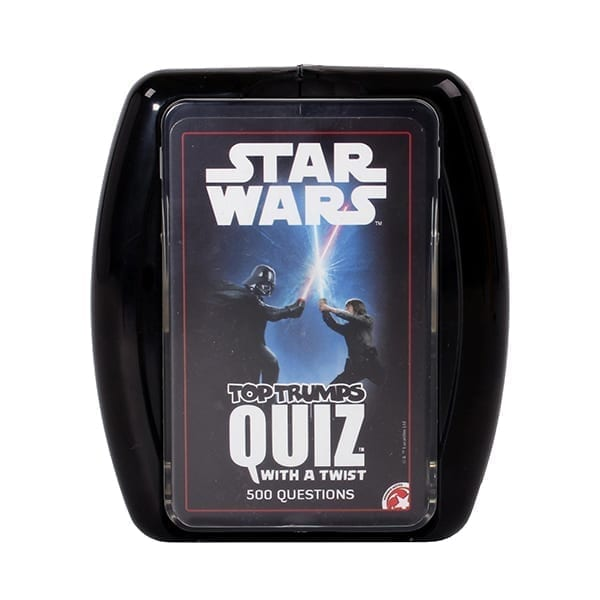 Star Wars Top Trumps Quiz Edition