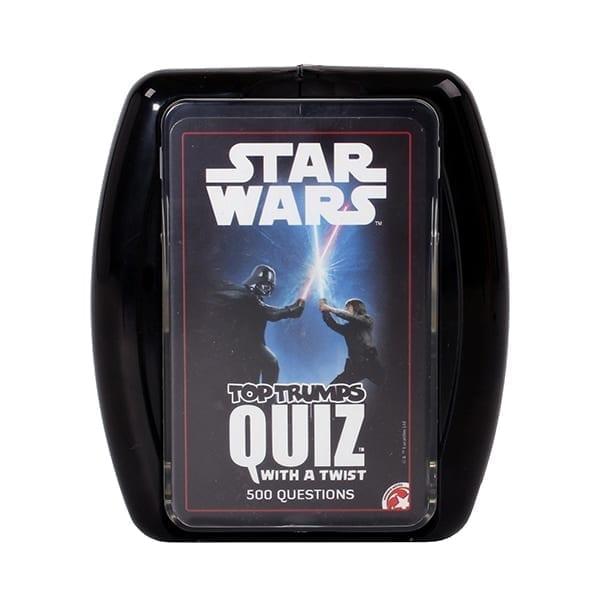 Star Wars Top Trumps Quiz Edition
