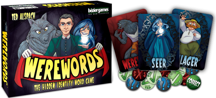 Werewords Contents