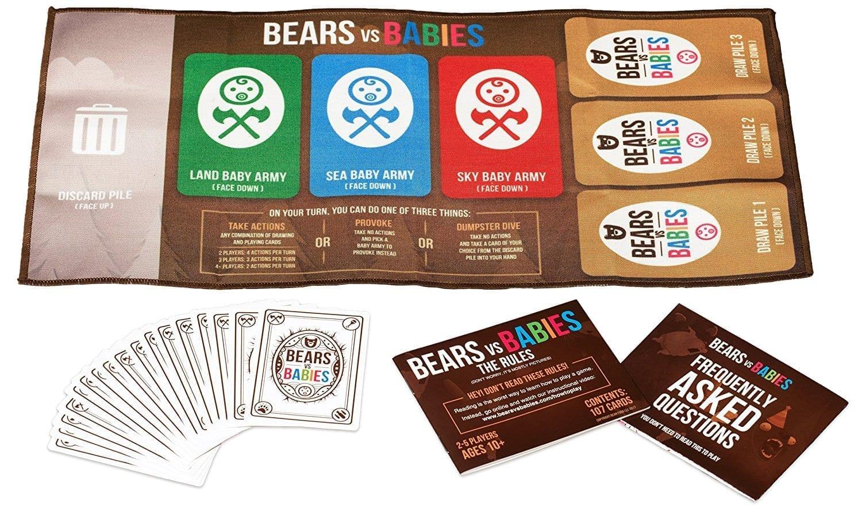 Bears vs Babies Contents