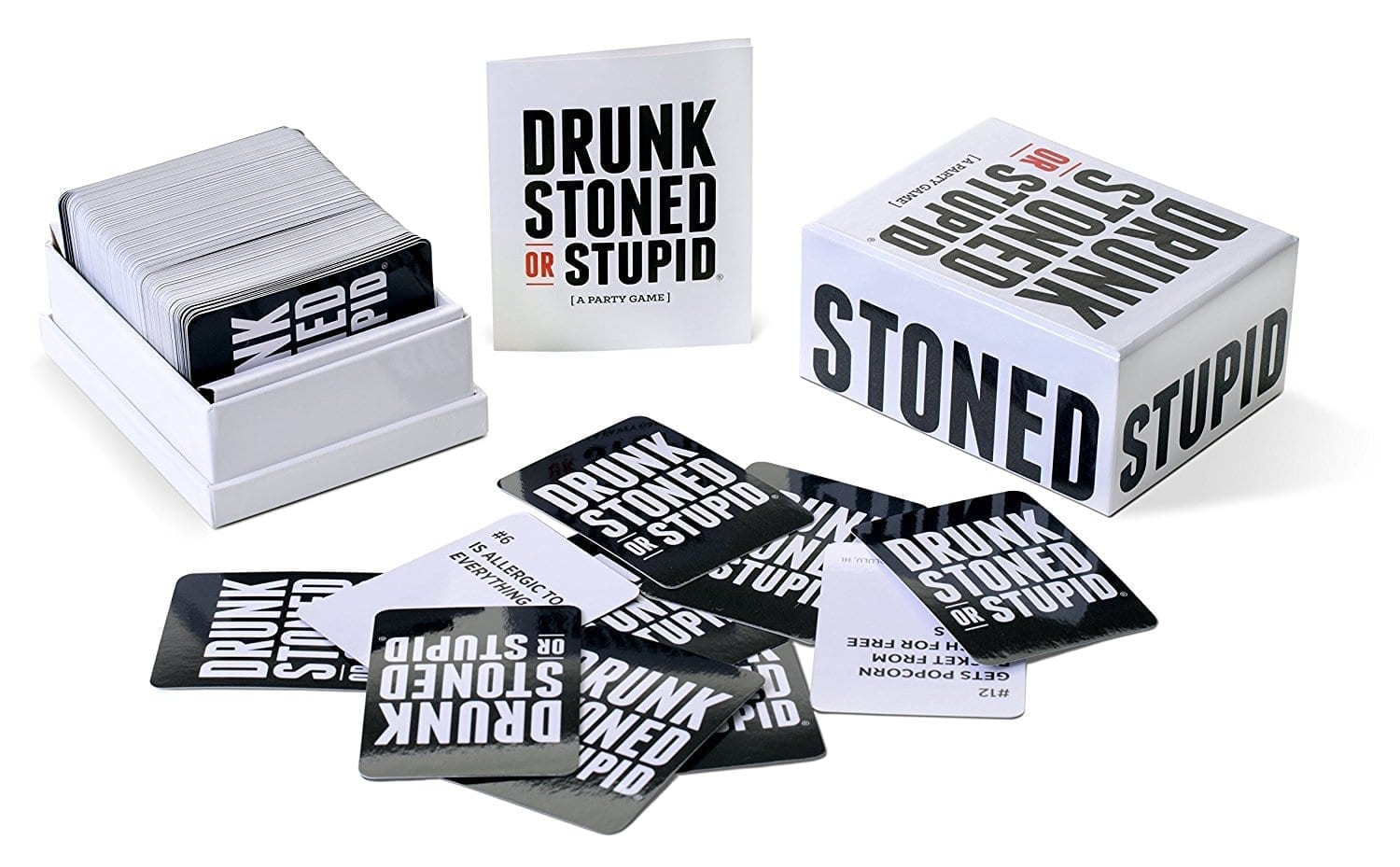 Drunk Stoned or Stupid Contents