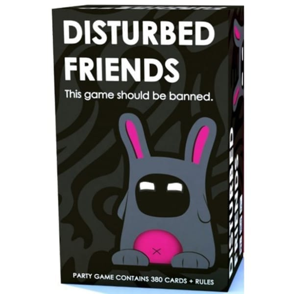 Disturbed Friends