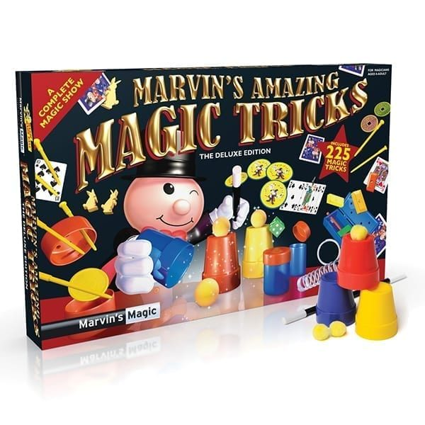 Marvins Amazing Magic Tricks Deluxe